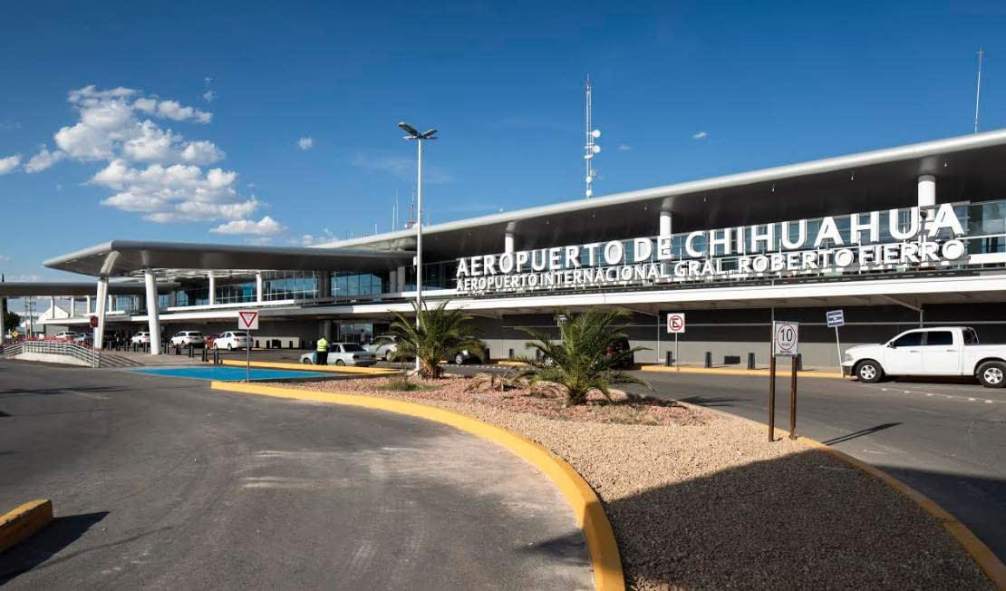 Chihuahua Airport started 2021 with a 33.9% contraction