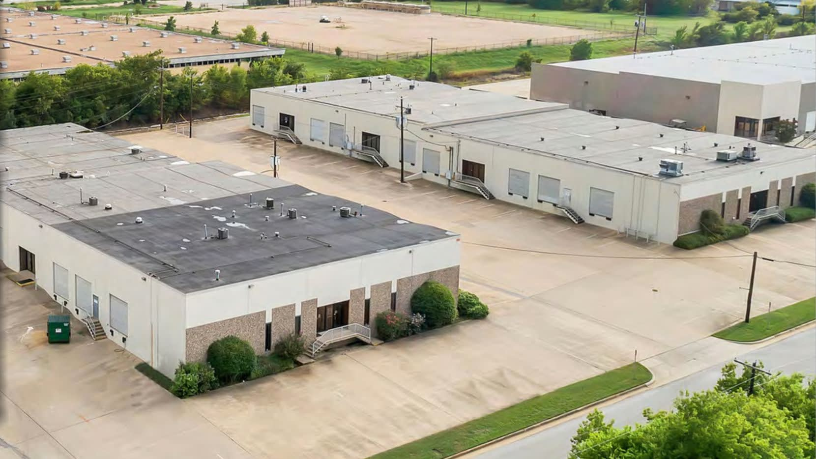 California investor takes D-FW industrial properties