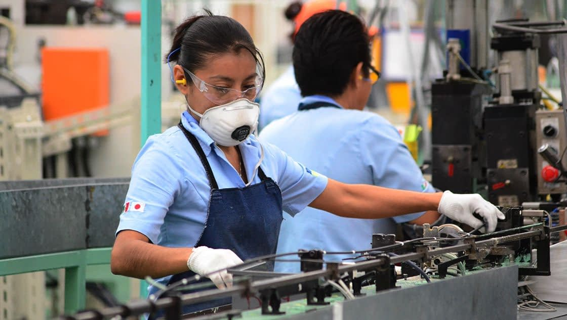 Chihuahua grows in job generation in June