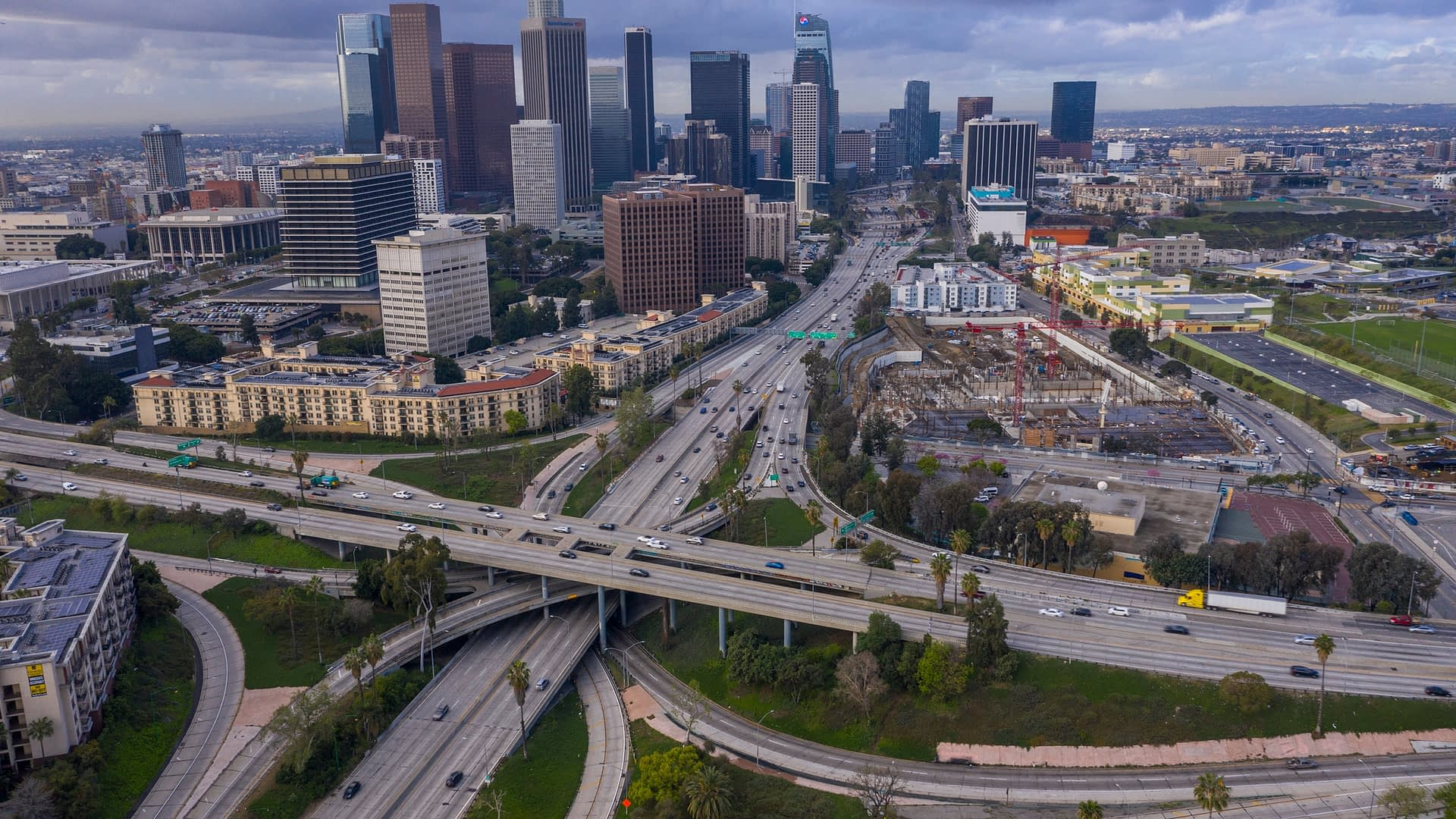 California invests in transportation improvements
