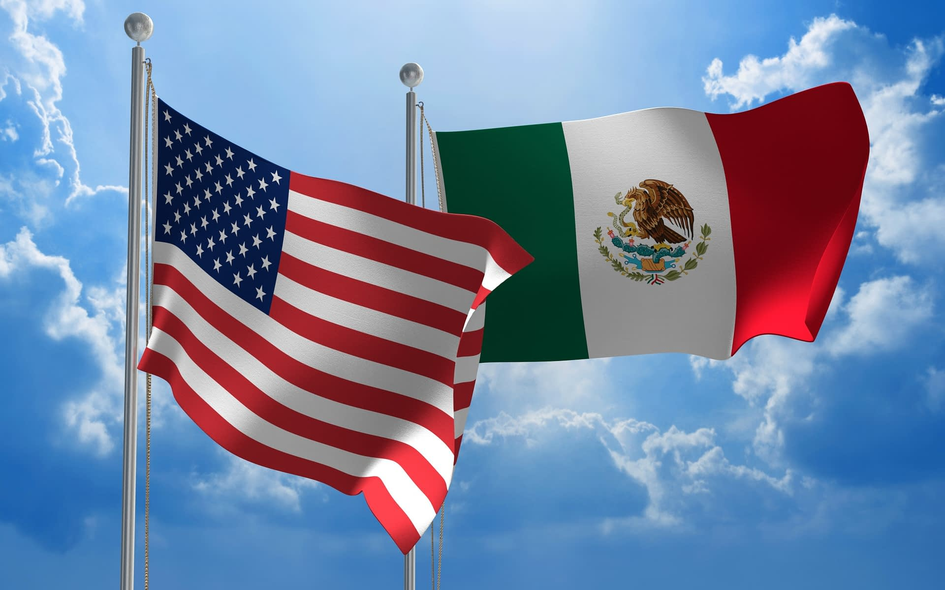 Mexico remains as the U.S.'s main trading partner