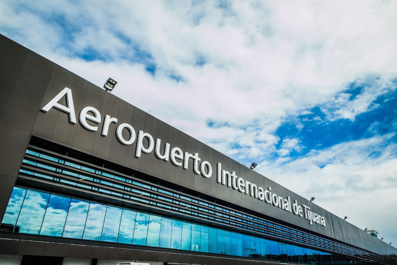 CBX and the Tijuana International Airport work on expansion