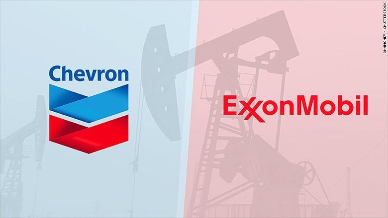 Exxon and Chevron to cut U.S. jobs