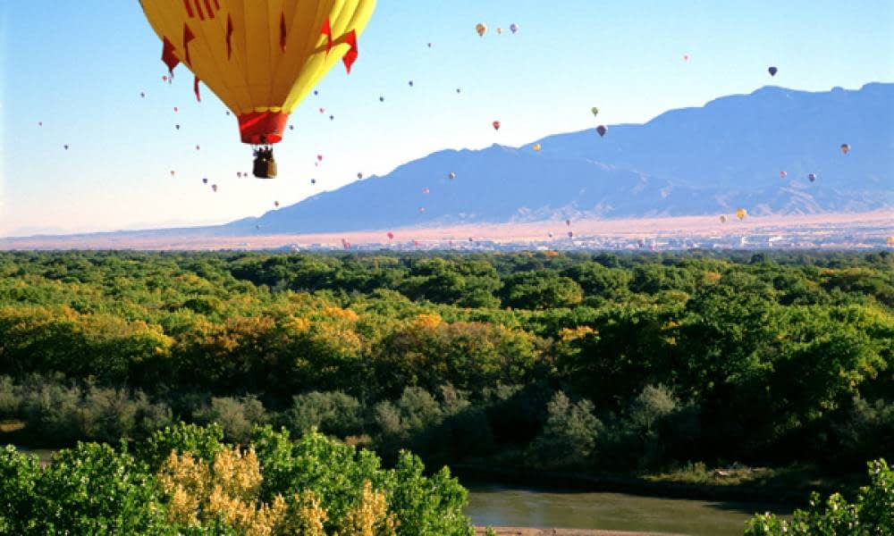 New Mexico's outdoor economy grows faster