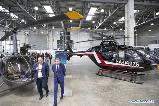 Helicopter industry expanding presence in Texas