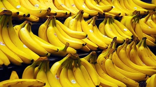 Mexican banana reaches record in imports