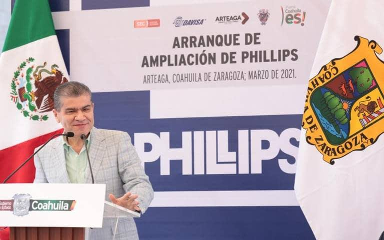 Phillips Industries invests US$10 million in Coahuila