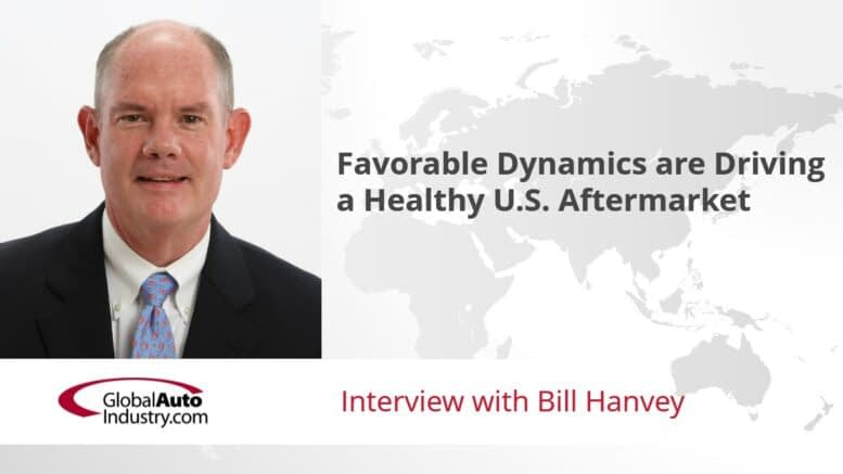 Favorable Dynamics are Driving a Healthy U.S. Aftermarket