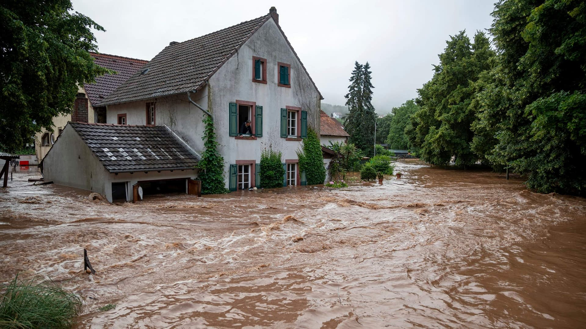Coconino County in Arizona declared a state of emergency due to flooding