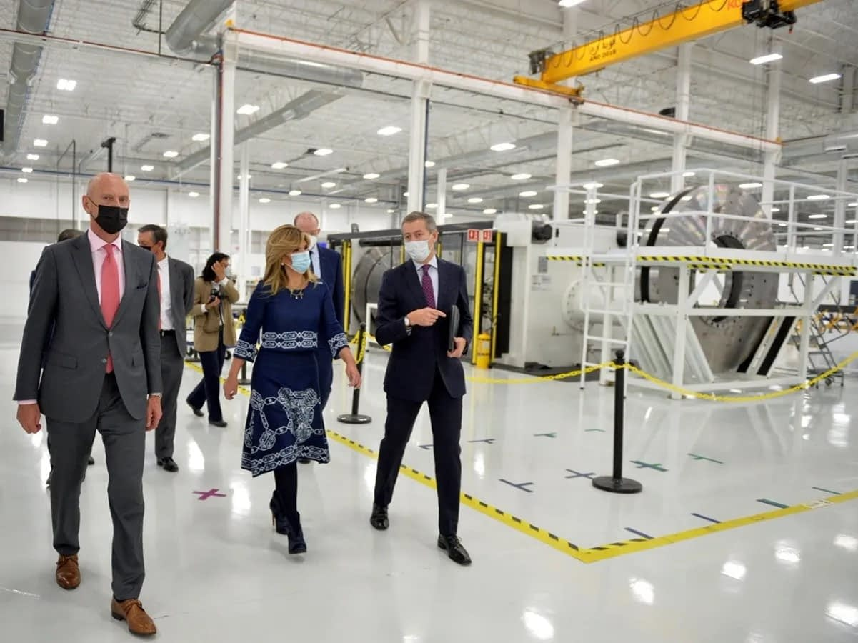 AT Engine Plant opens its new plant in Sonora