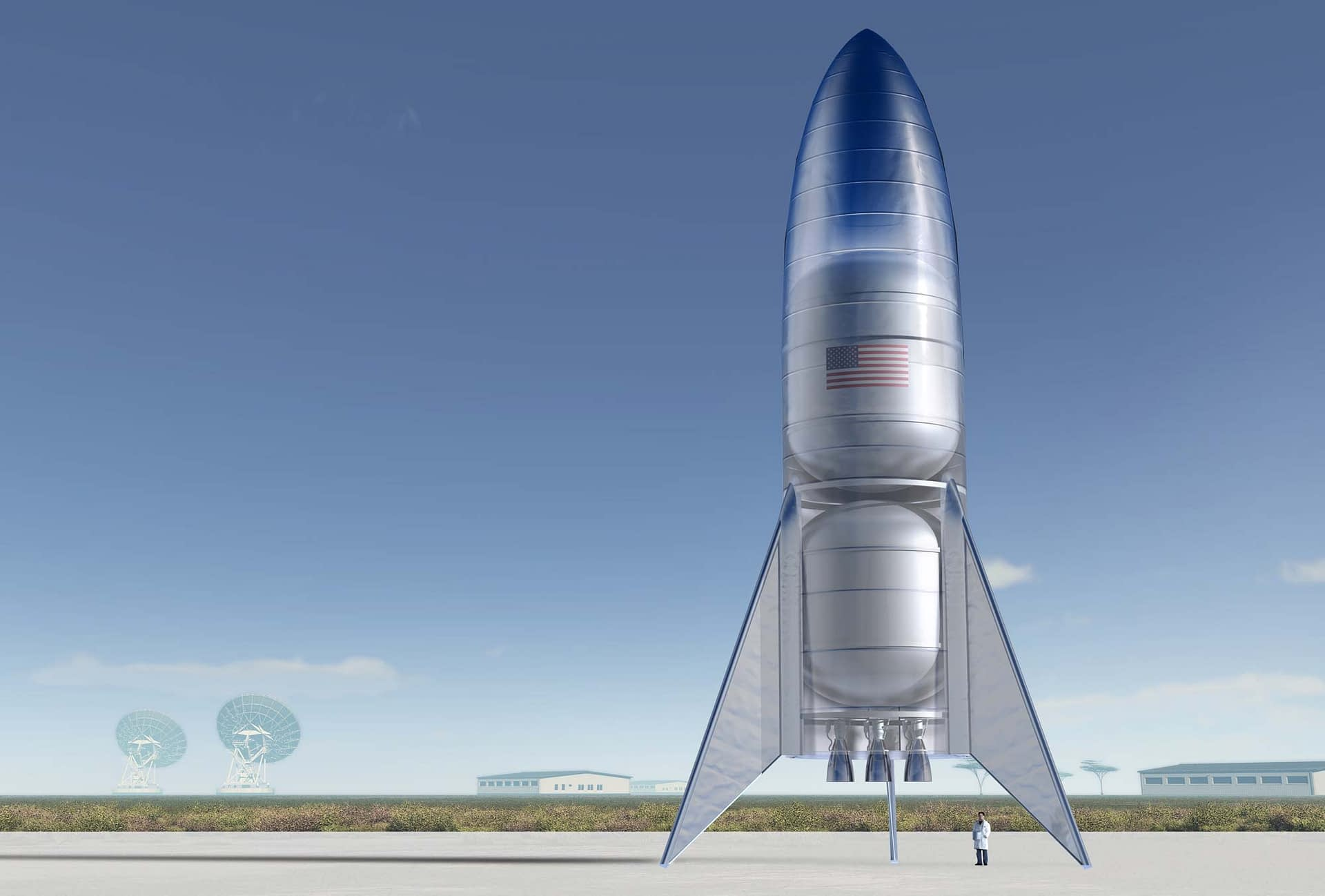 SpaceX's Starship to launch Texas' space industry