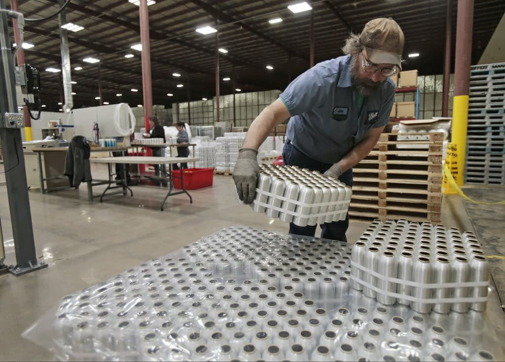 Ball Corp. Increases Capacity in AZ