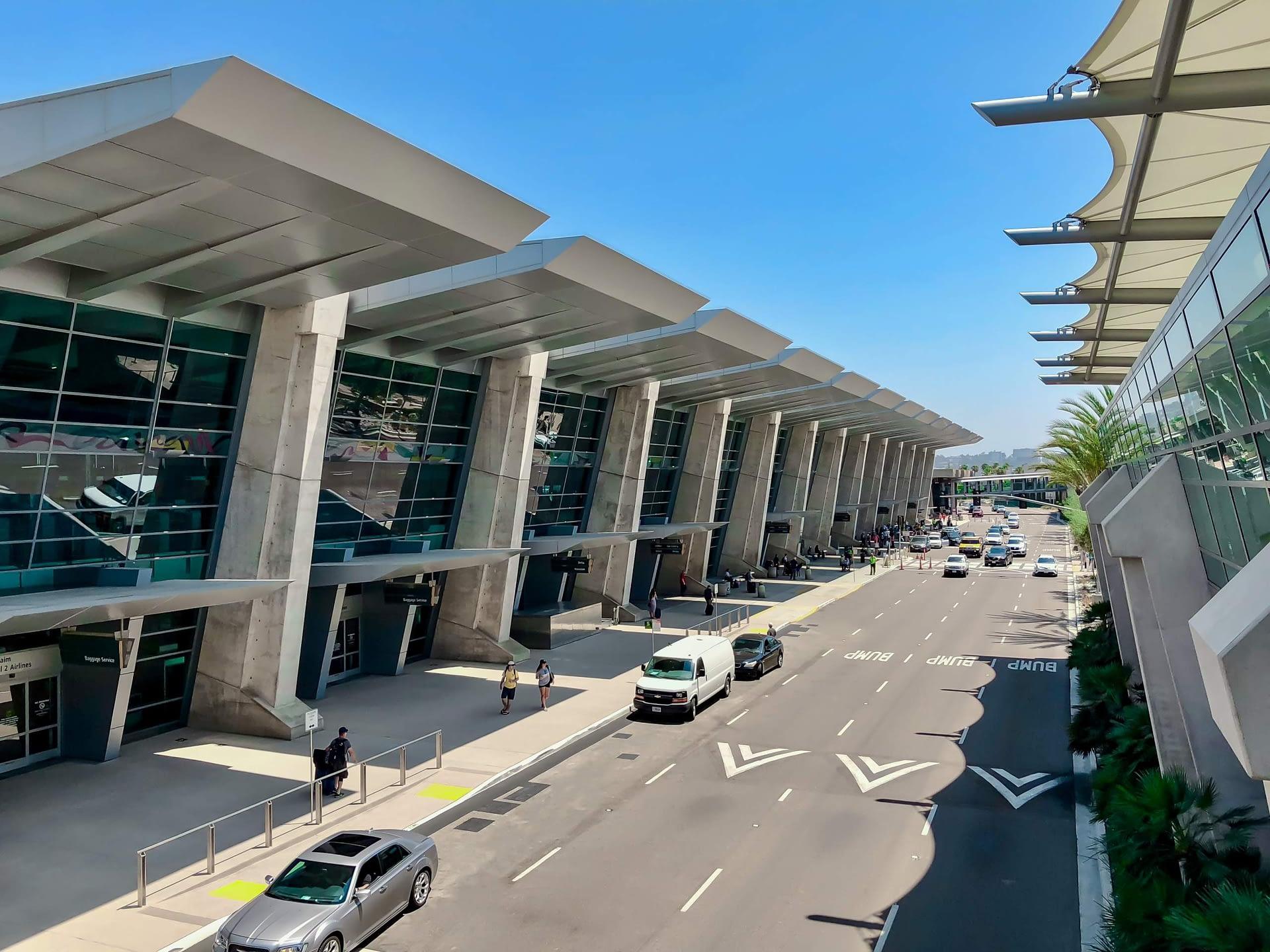 San Diego International Airport Goes Green