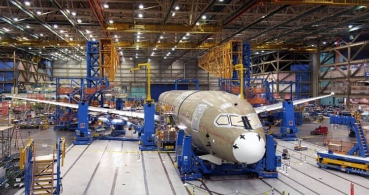 Sonora's Aerospace Industry has a constant growth