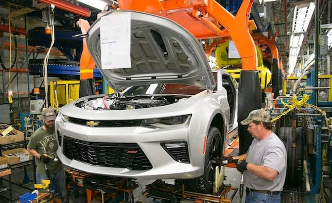GM stoppages affect Ciudad Juárez's auto industry