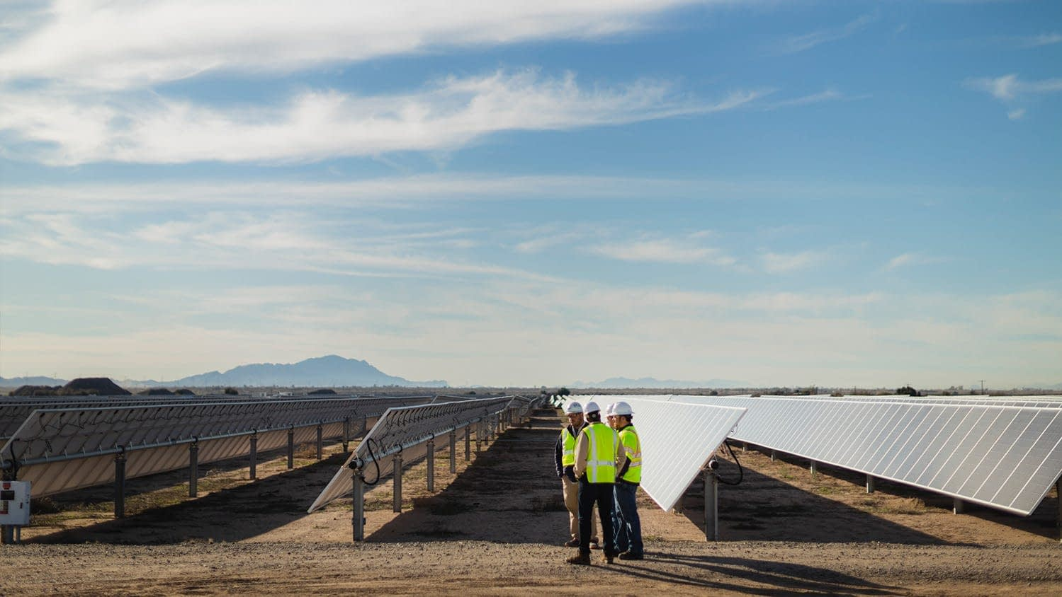 Salt River Project and sPower announced the construction of its new plant in Arizona