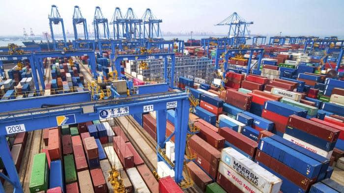 Mexico-U.S. imports and exports fall almost 50%