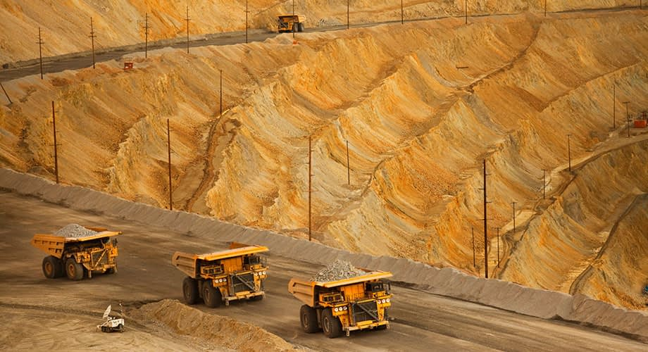 Sonora, leader in the mining industry
