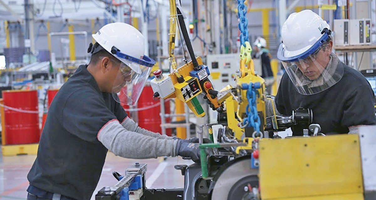 IMMEX companies in Ciudad Juarez increased the number of employed personnel in March