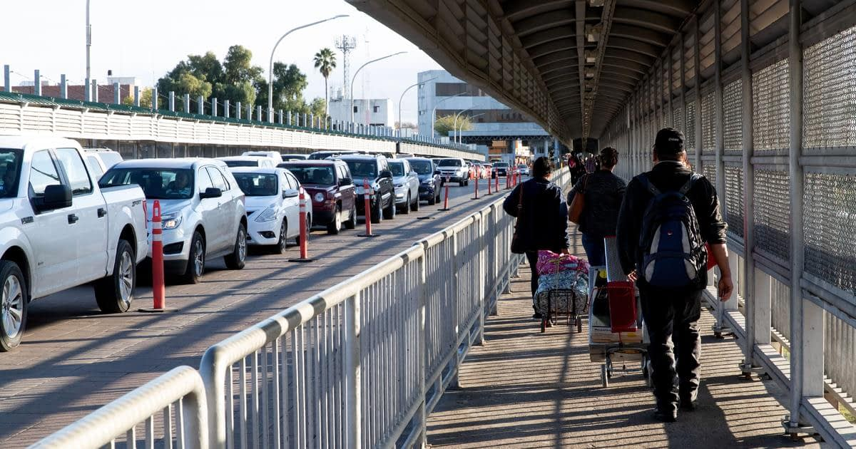 Texas receives US$220 million for border crossing