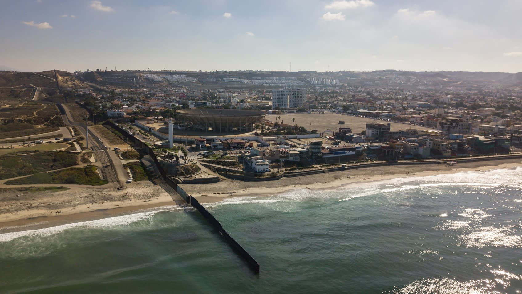 US$300 MM from USMCA to Clean-up Tijuana River Valley