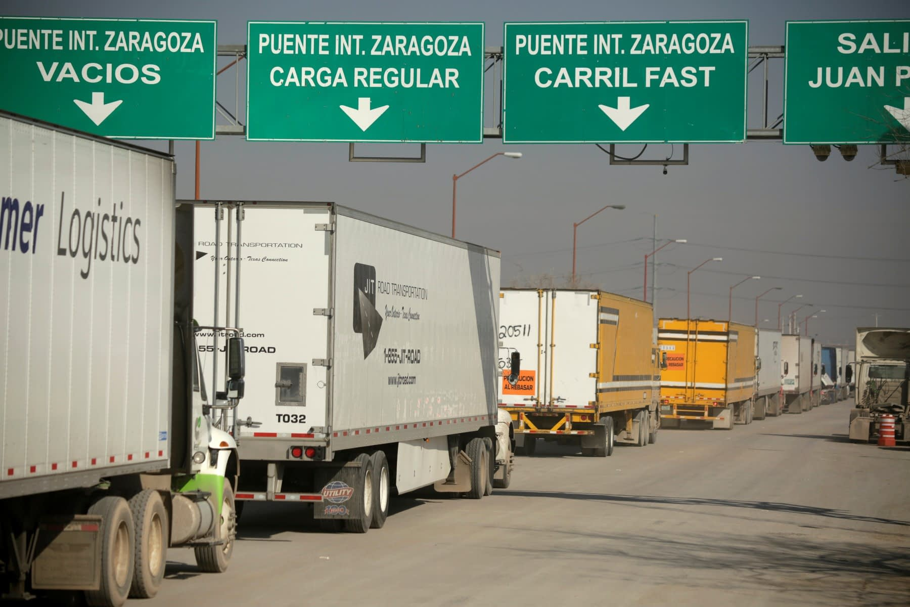 Exports in Juarez face obstacles