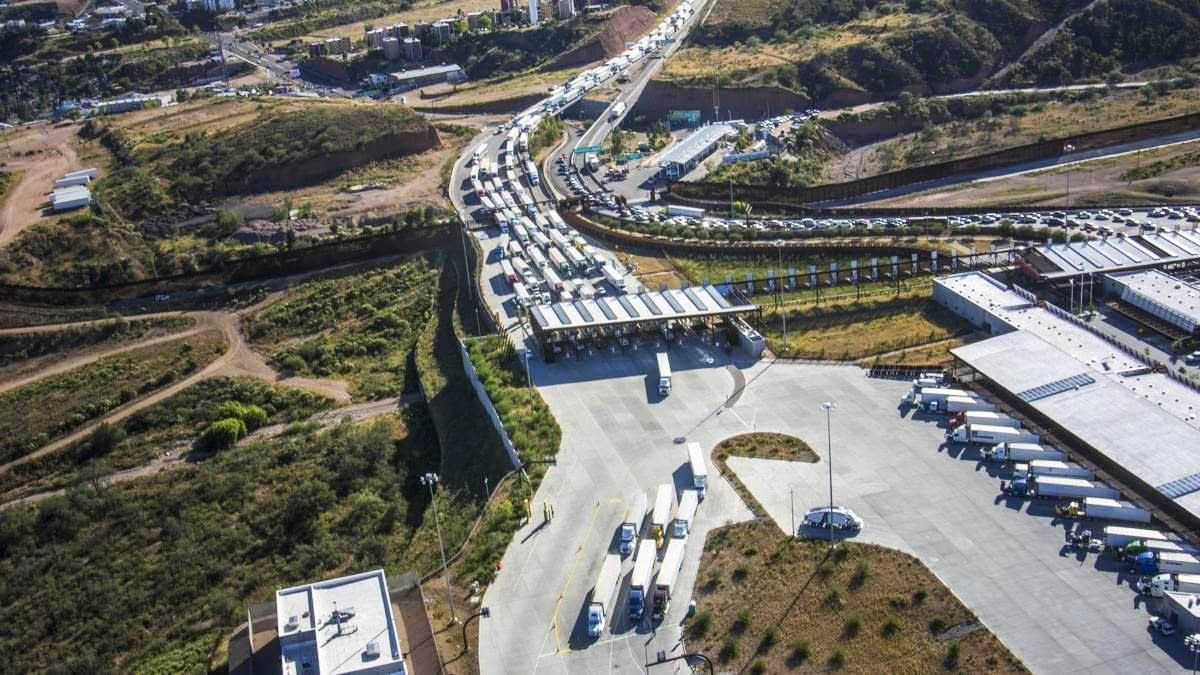 Nogales port of entry opening Sundays for commercial traffic