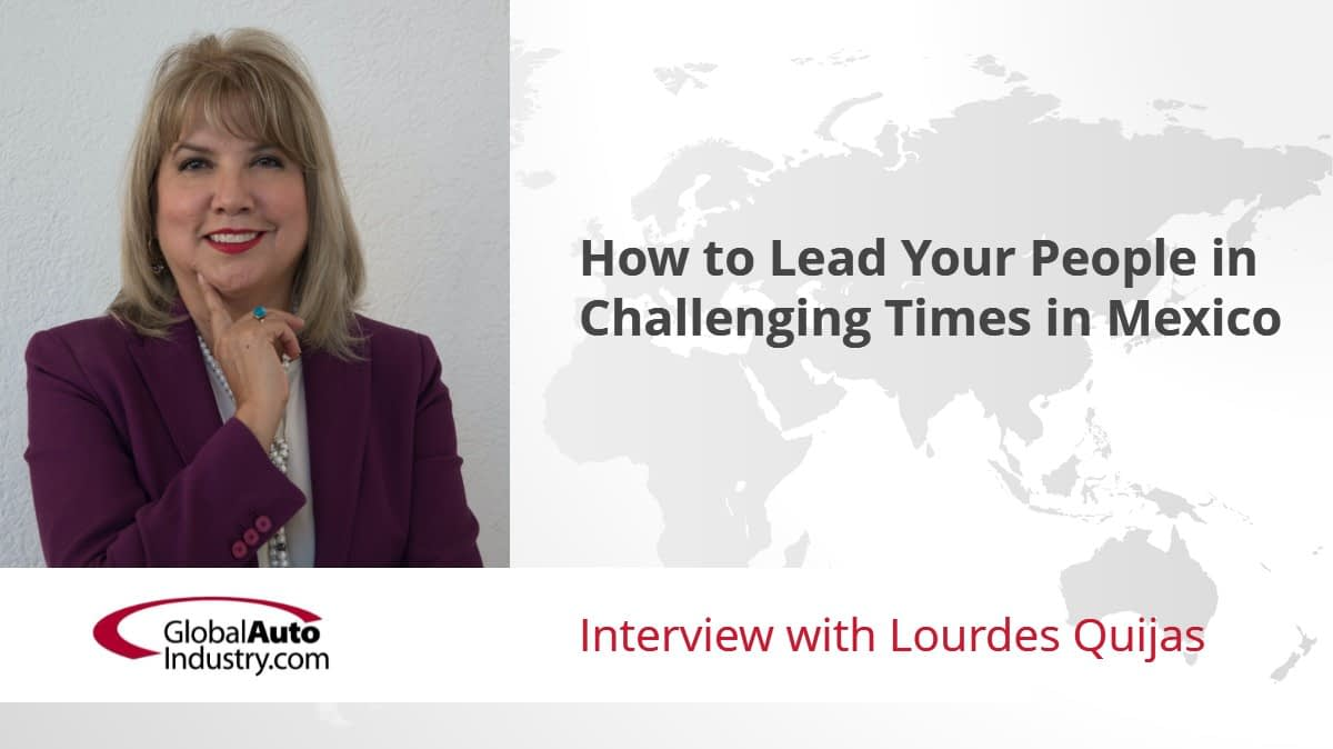 How to Lead Your People in Challenging Times in Mexico