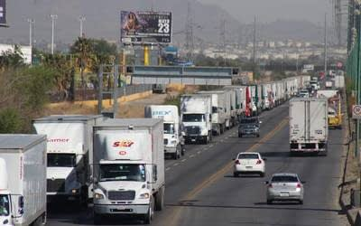 Highway Beltway to remove trailers from Ciudad Juarez