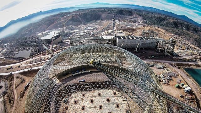 Grupo Mexico to invest US$3.1 billion in Sonora