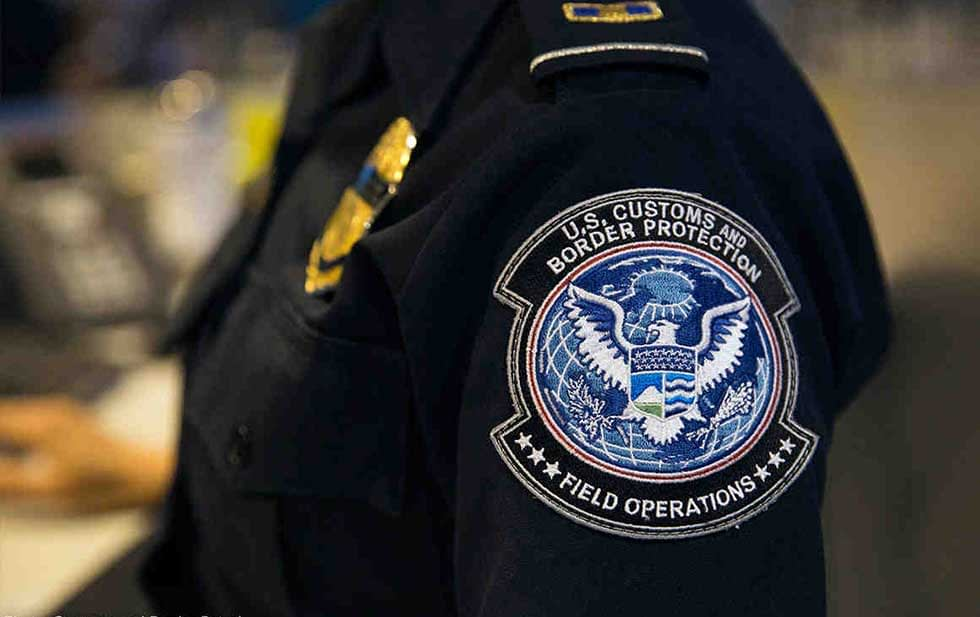 Border Patrol secures 74 undocumented immigrants who were transported in a trailer