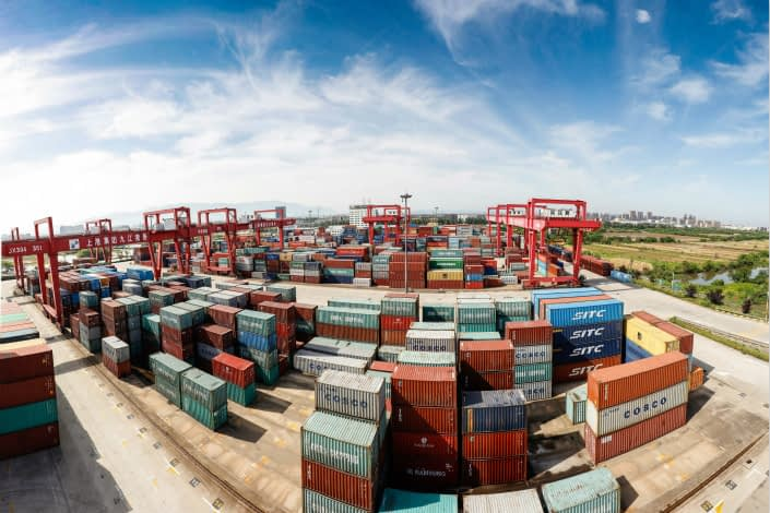 Mexico and the U.S. expedite the passage of agricultural exports