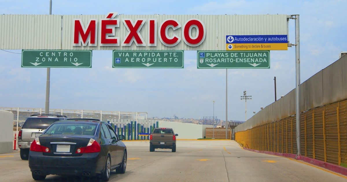 Partial border closure extended