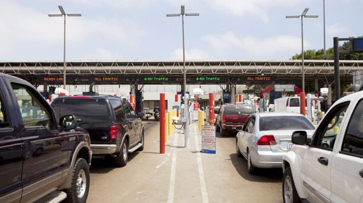California's Otay Mesa Port of Entry returns to normal 24/7 schedule