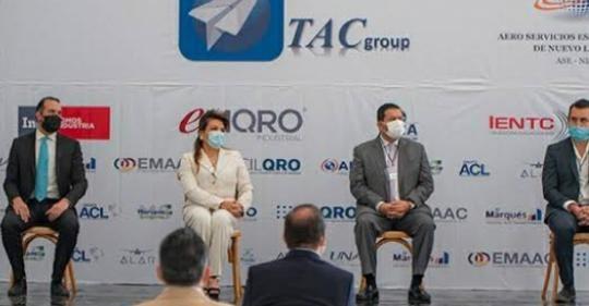 Hallertau Mexico inaugurates new Querétaro-Nuevo Laredo cargo route