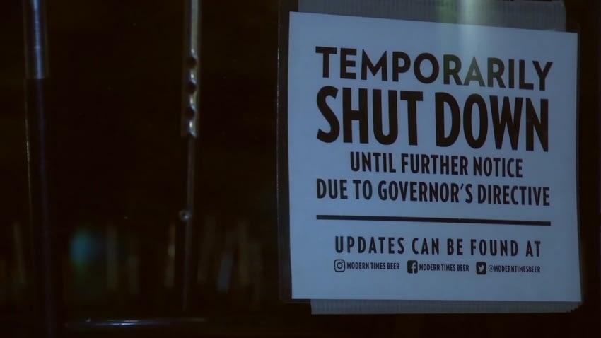California facing lockdown again