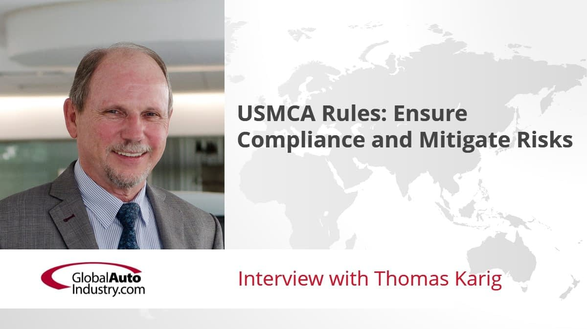 USMCA Rules: Ensure Compliance and Mitigate Risks