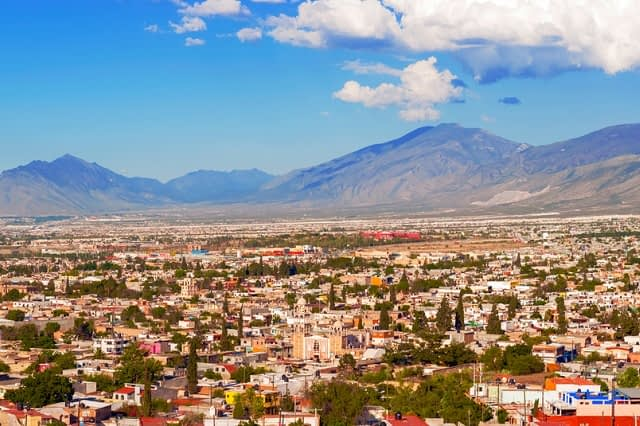 US$1.8 billion would arrive to Coahuila
