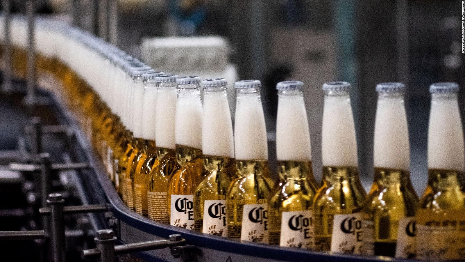 Sonora ranks fourth in beer production