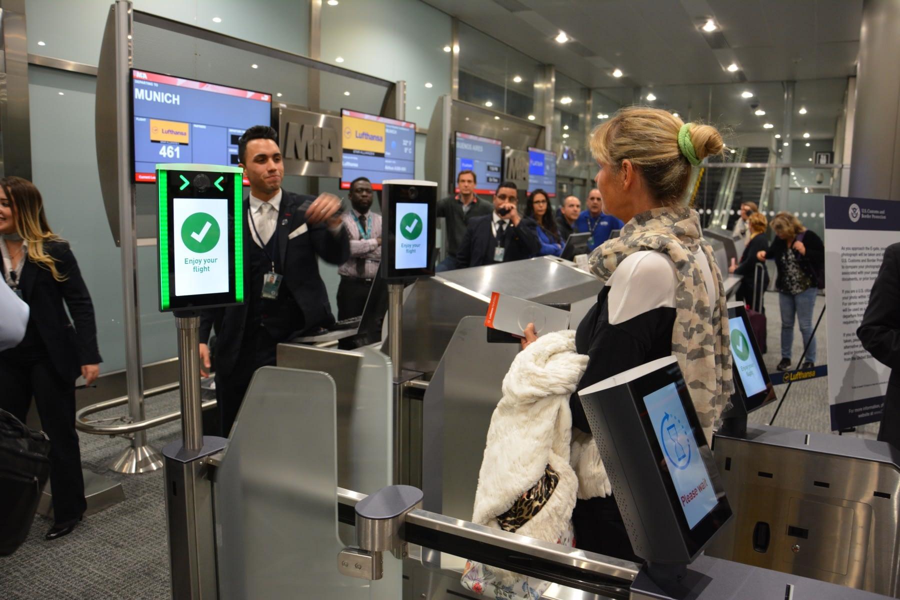 CBP Expands Biometric Facial Comparison at the Southwest Border