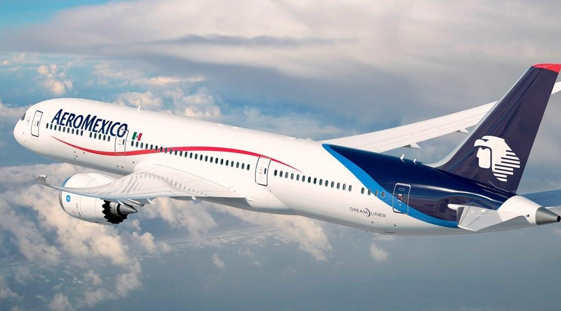 Aeromexico launches direct flight Monterrey-Madrid