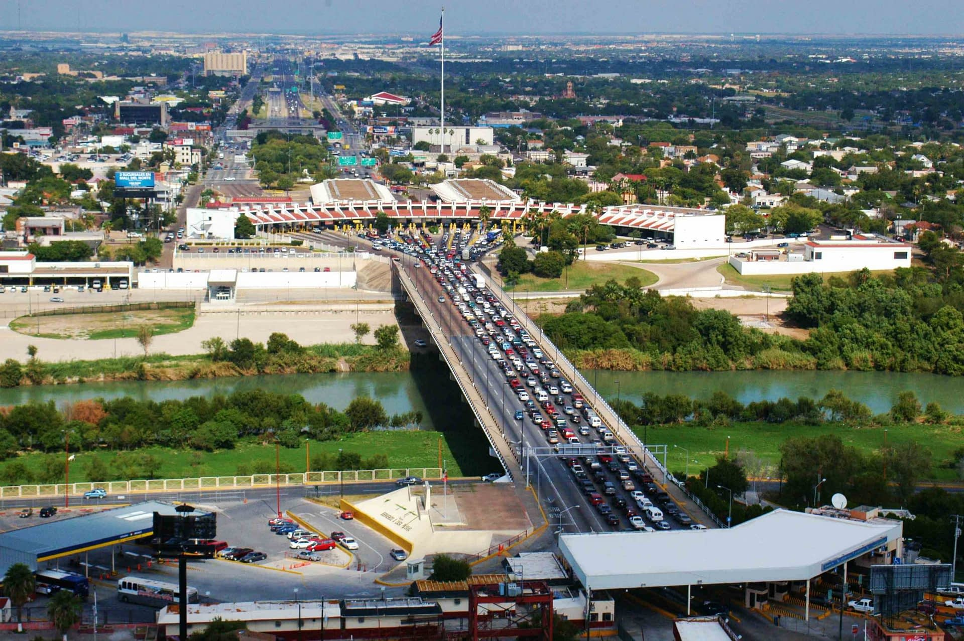 Laredo and Nuevo Laredo seek to minimize the impact of the pandemic