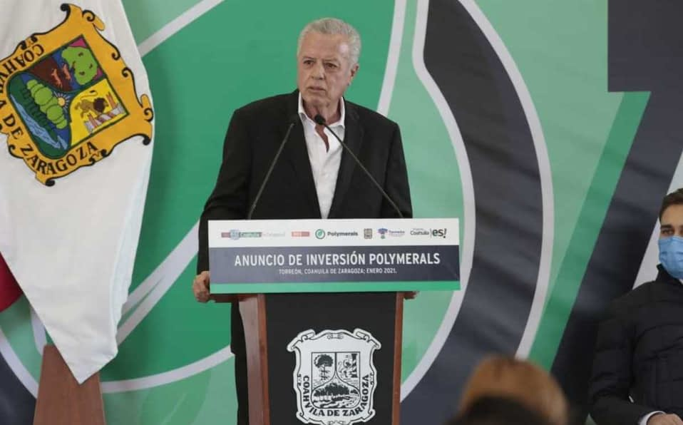 Polymerals will invest US$10 million in Torreón