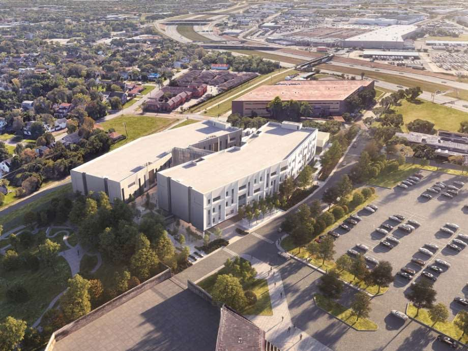 Houston will be home to the nation's largest psychiatric hospital