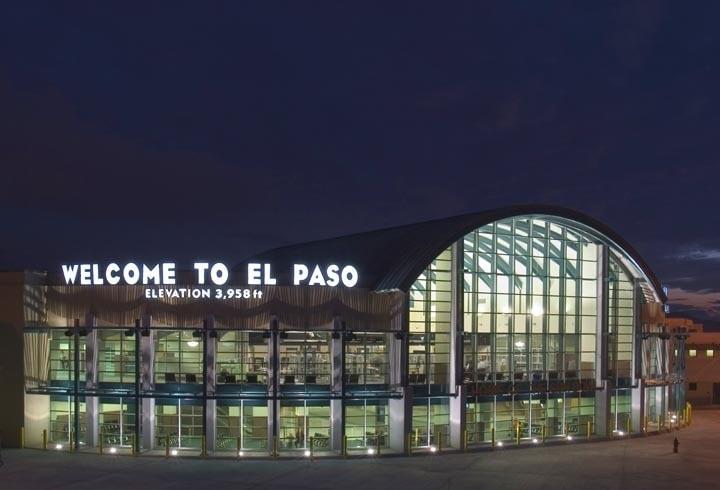 El Paso International Airport ready for return of passengers,