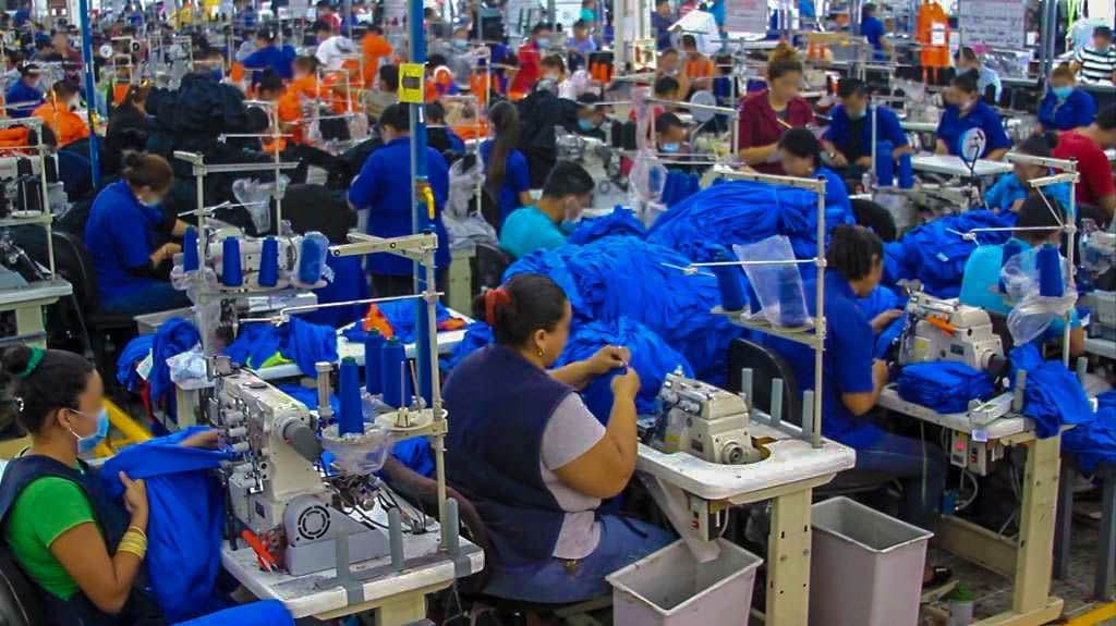 Maquiladora industry increased employment in Tamaulipas
