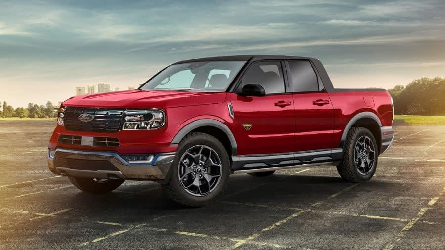 Ford to manufacture its new Maverick pickup in Hermosillo