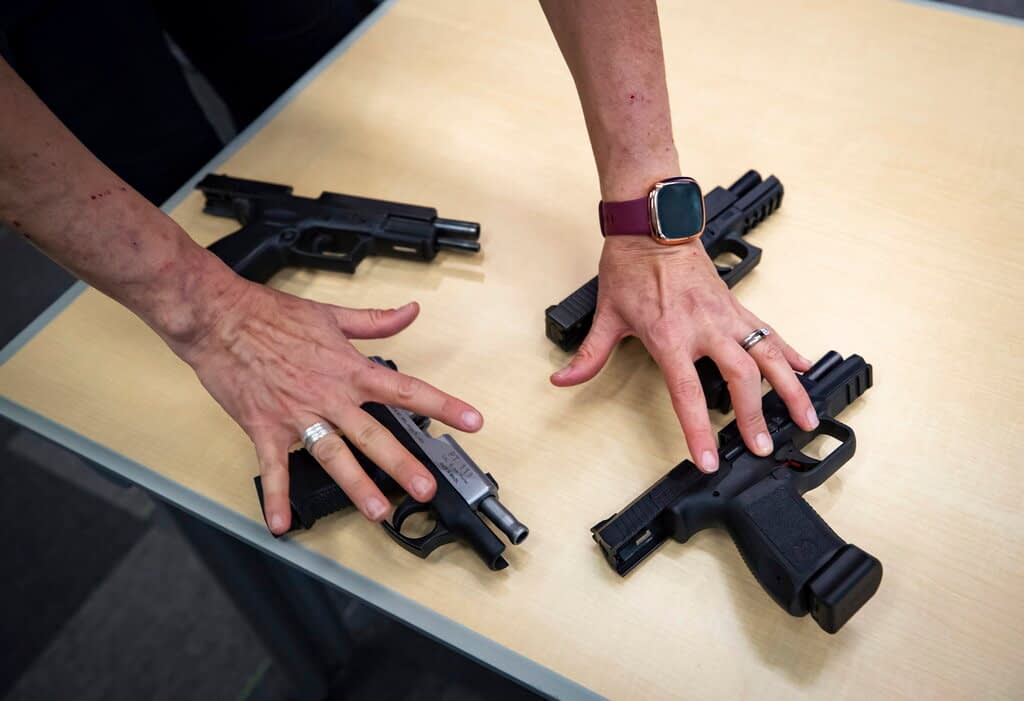 Texans can carry firearms without a license or prior training