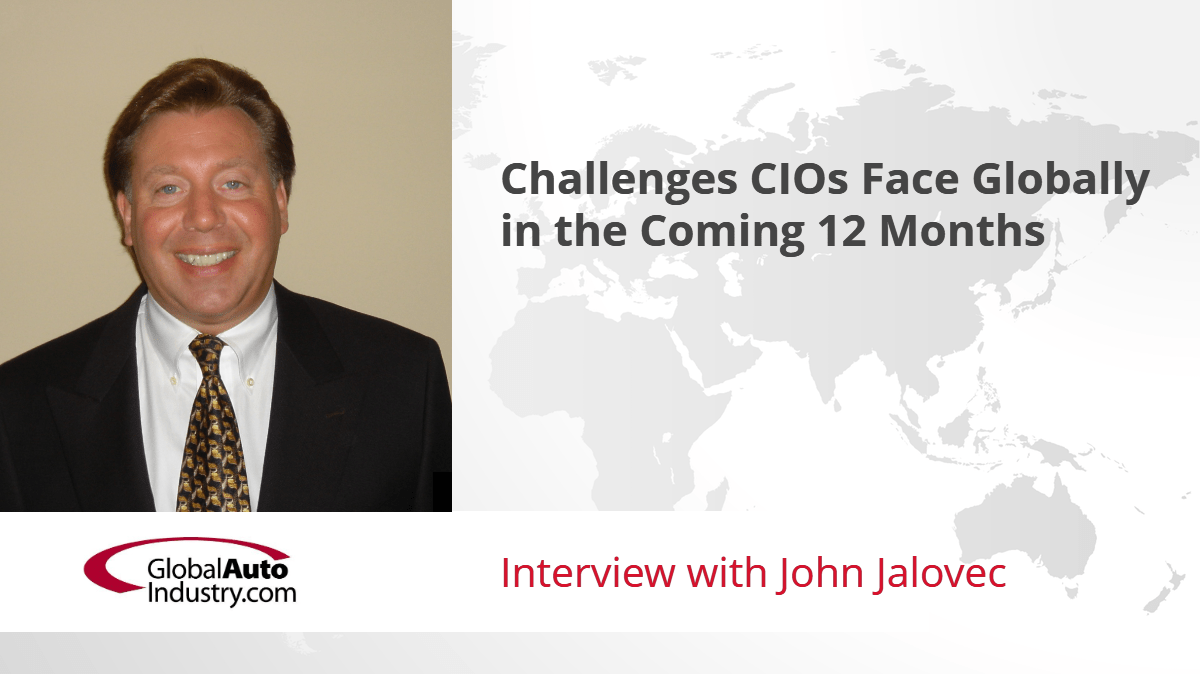 Challenges CIOs Face Globally in the Coming 12 months