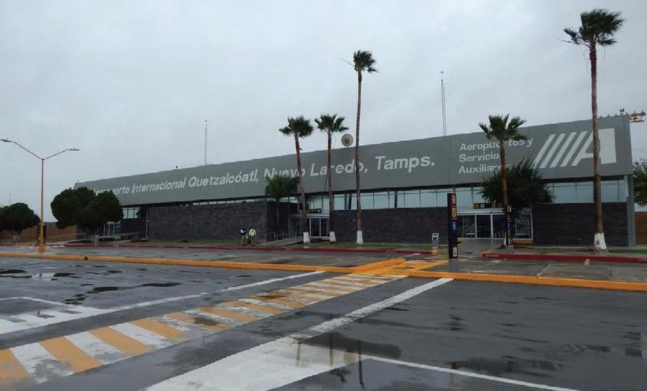 Nuevo Laredo Airport resumes operations